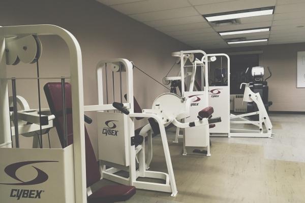 Sportschool - Fitness