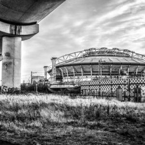 fotobehang Ajax - Johan Cruijff Arena