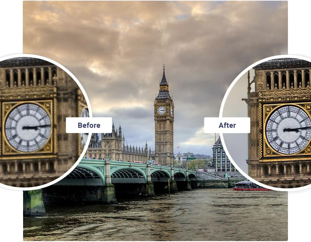 Software voor eigen foto's fotobehang