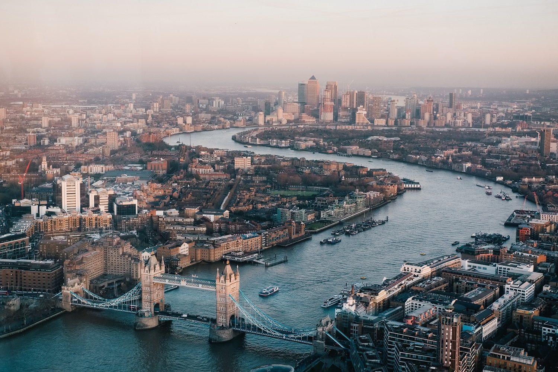 foto 1 fotobehang London