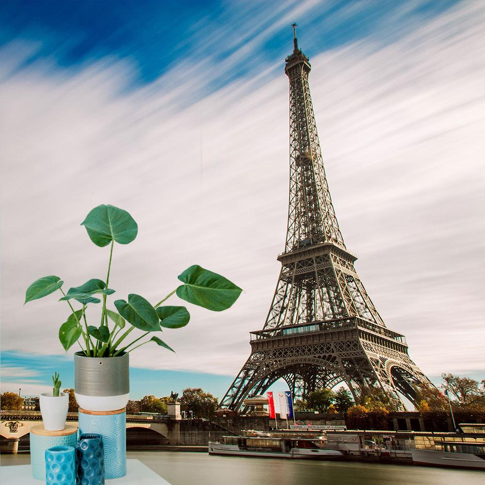 steden parijs fotobehang