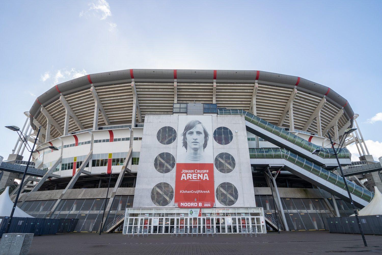Johan Cruijff Arena voor fotobehang