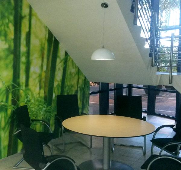 Bamboe fotobehang op maat door 123fotobehnag