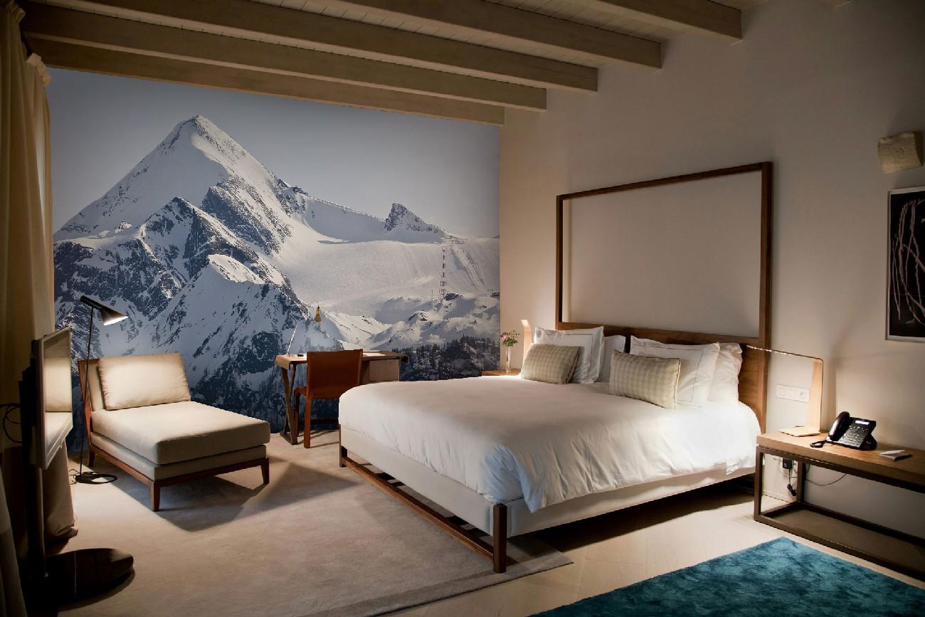 Eigen Foto Behang.Fotobehang Slaapkamer Op Maat Voorbeelden Van Strand Tot