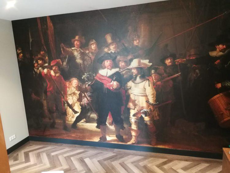 Paarden Behang Posterbehang.Fotobehang Oude Meesters Op Maat Kies Je Favoriete Schilderij