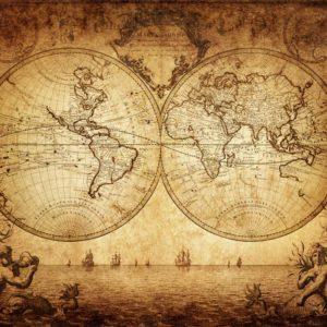 Foto 11 Wereldkaart