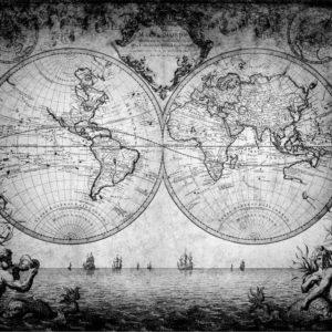 Foto 12 Wereldkaart