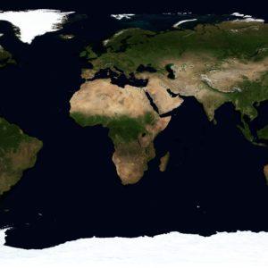 Foto 6 Wereldkaart