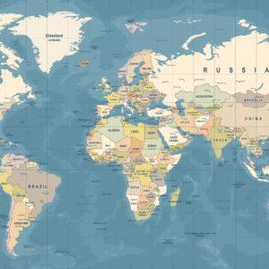 Foto 5 Wereldkaart