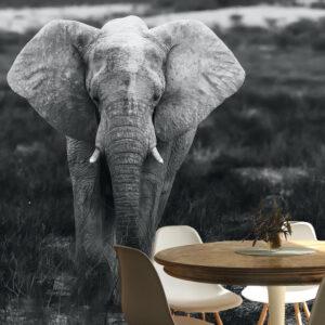 interieur olifant tafeltje eetkamer