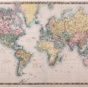 Foto 4 Wereldkaart