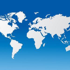 Foto 8 Wereldkaart