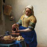 het melkmeisje - Johannes Vermeer