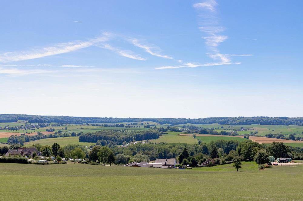Vijlenerbos in Limburg voor fotobehang