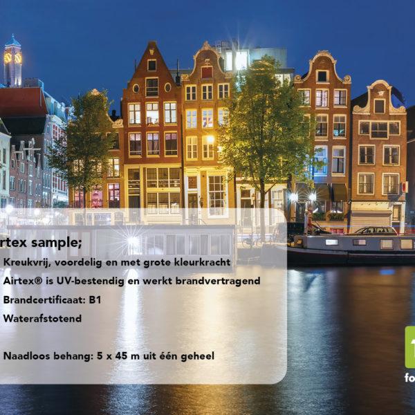 sample Airtex fotobehang Amsterdam