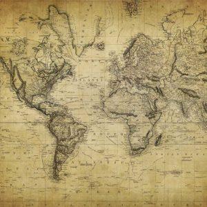 Foto 9 Wereldkaart