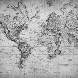 Foto 10 Wereldkaart