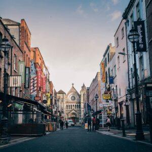 anne street Dublin Ierland