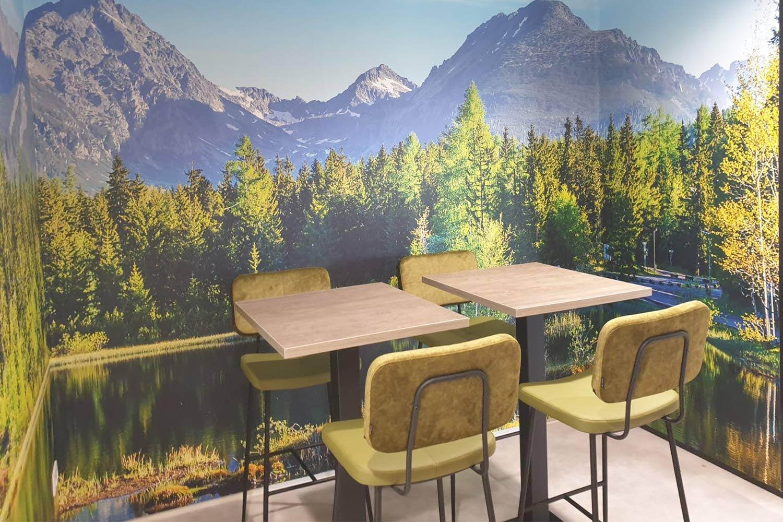 meeting room groen bergen