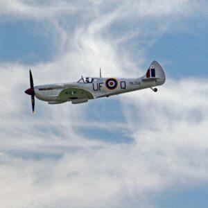 Foto 9 Vliegtuig