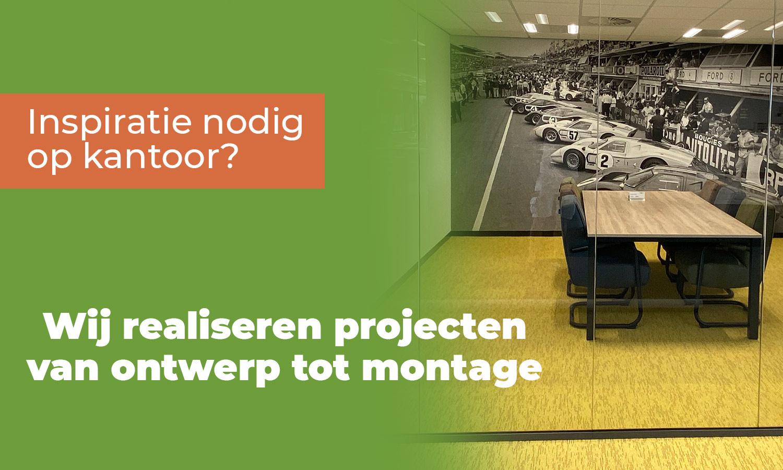 inspiratie projecten realisatie kantoor