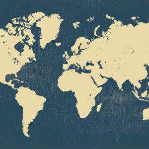 Foto 31 Wereldkaart