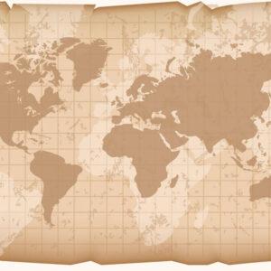 Foto 25 Wereldkaart