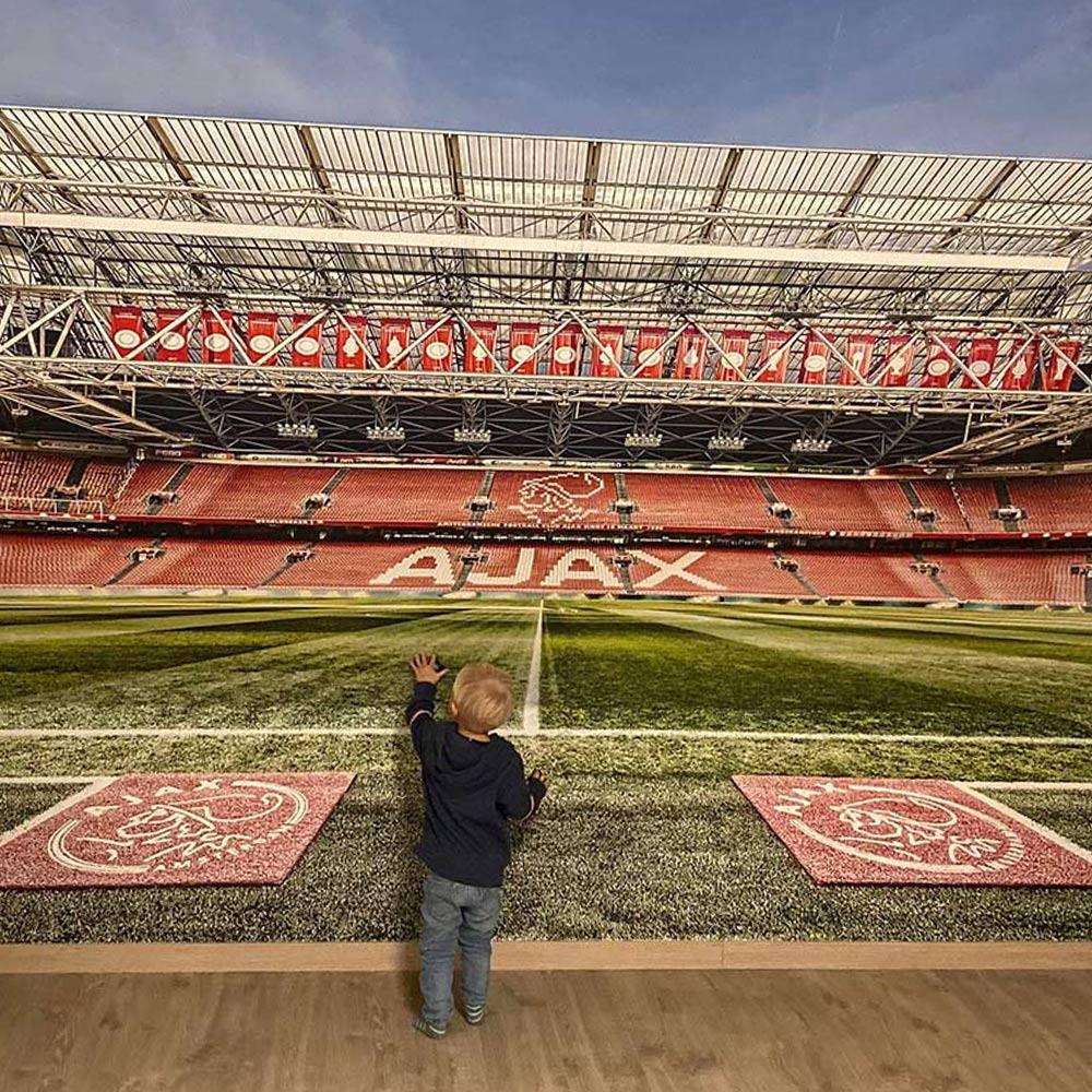 thema kinderkamer voetbal fotobehang inspiratie