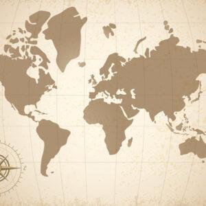 Foto 22 Wereldkaart