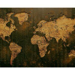 Foto 21 Wereldkaart
