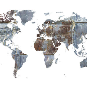 Foto 19 Wereldkaart