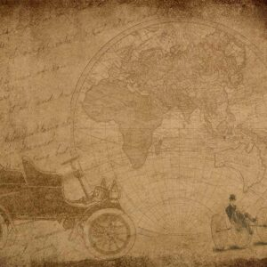 Foto 18 Wereldkaart