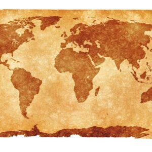 Foto 16 Wereldkaart