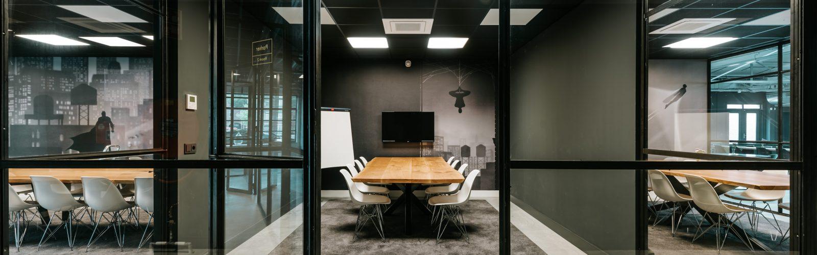 fotobehang kantoor realisatie door 123Fotobehang